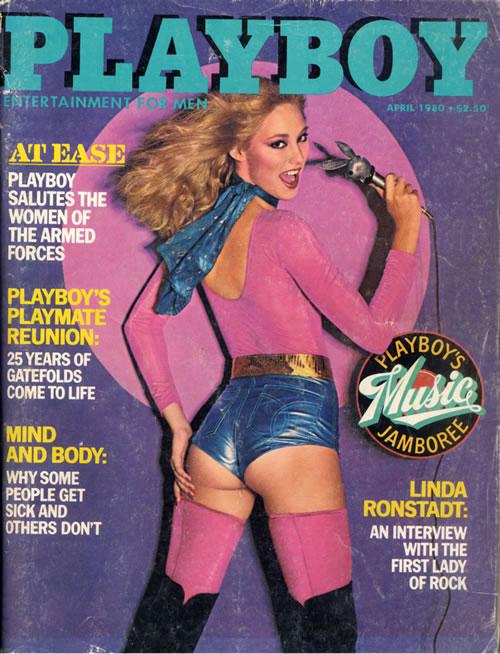 Playboy cover, US